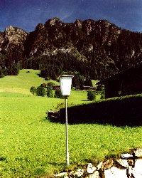 Gratlspitz von Alpbach aus